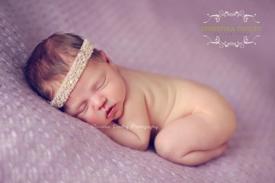 Denver Sleepy Baby Portrait Photographer