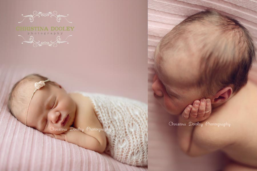 Denver Sleepy Newborn Photographer