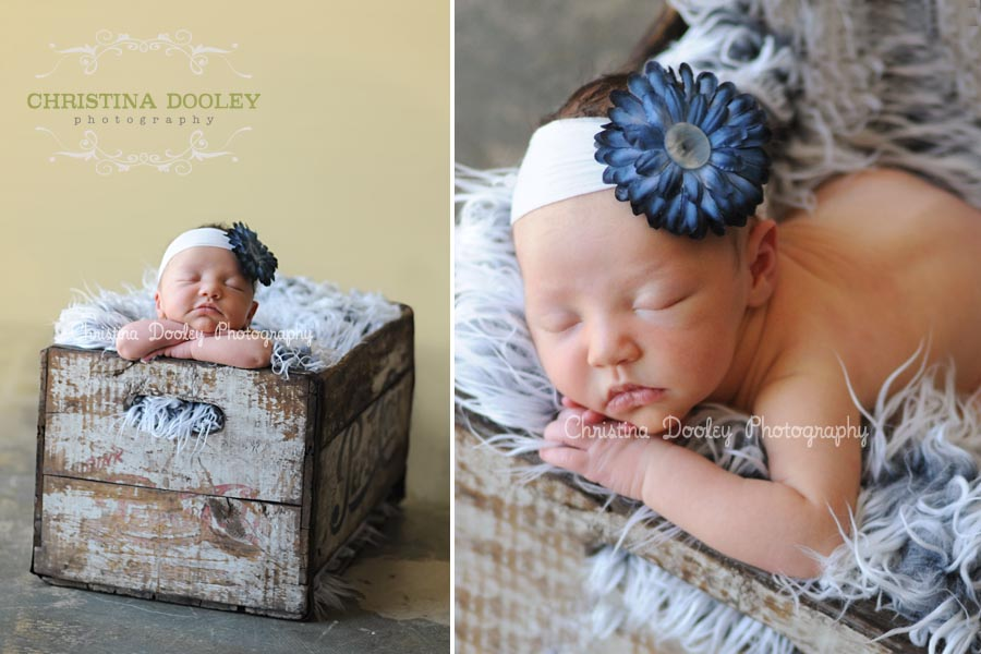 Newborn in Box
