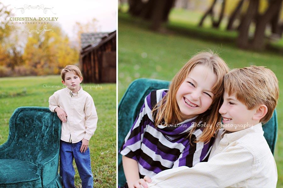 Denver Vintage Style Kids Portrait Photographer