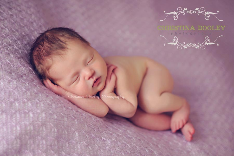 Denver Natural Light Newborn Portrait Photographer
