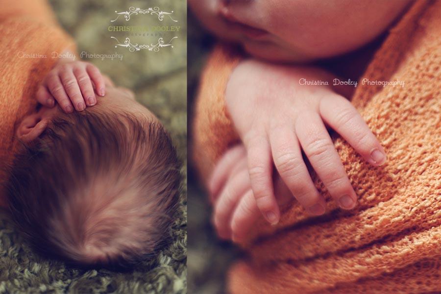 Baby Hand Photographer