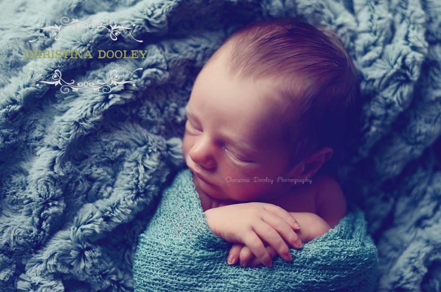 Swaddled Sleeping Baby Denver