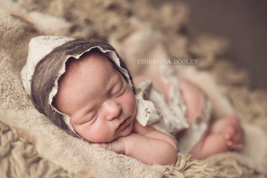 Cozy Baby Portraits Colorado