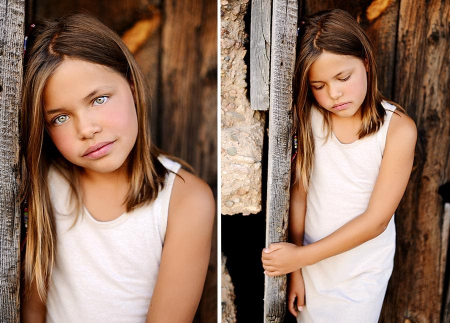 Brighton Colorado Children's Portraits