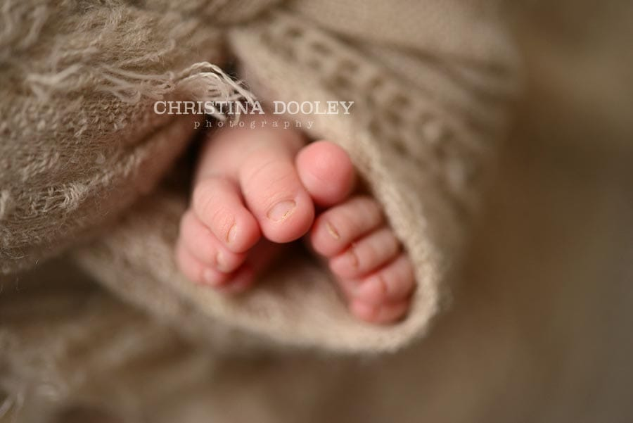 Baby toes Denver