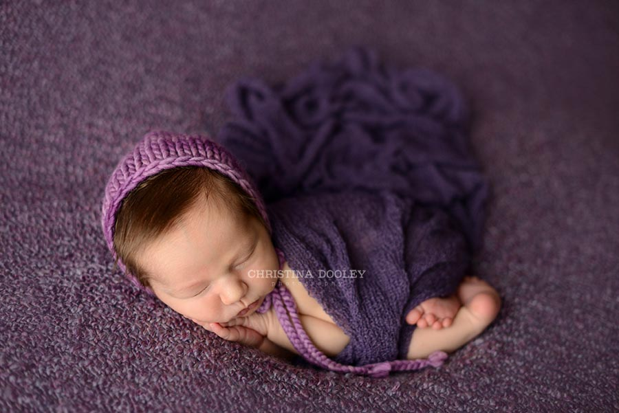 Natural Light Baby Portraits